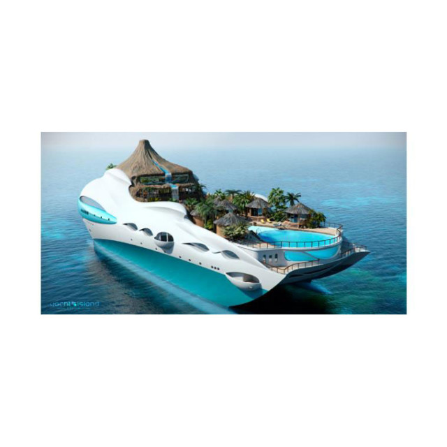Yacht Island Design boathouses archives - casalogue